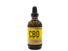 Load image into Gallery viewer, Meyer Lemon 120 ML / 1000 MG CBD Oil Tincture