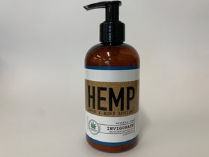 Eucalyptus 8 OZ / 200 MG Hemp Lotion