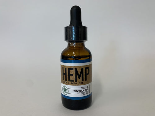 Eucalyptus 30 ML / 250 MG Hemp Oil Tincture