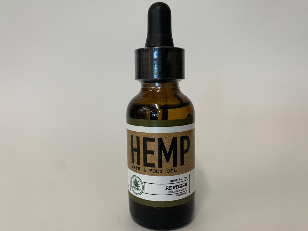 Mint 30 ML / 250 MG Hemp Oil Tincture