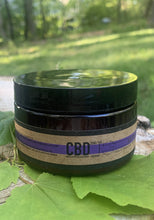 Load image into Gallery viewer, Lavender 4 OZ / 200 MG CBD Salve