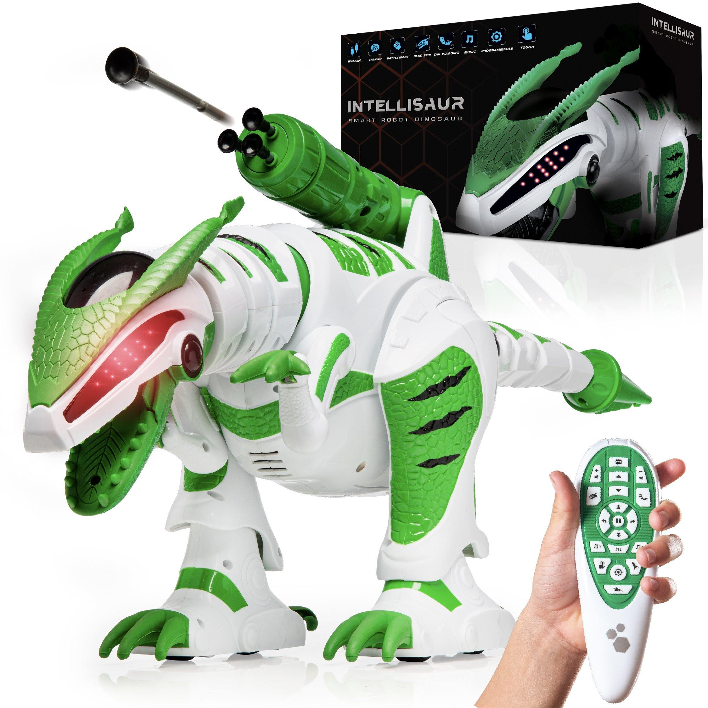 Intellisaur Dinosaur Robot Toy - poweryourfun