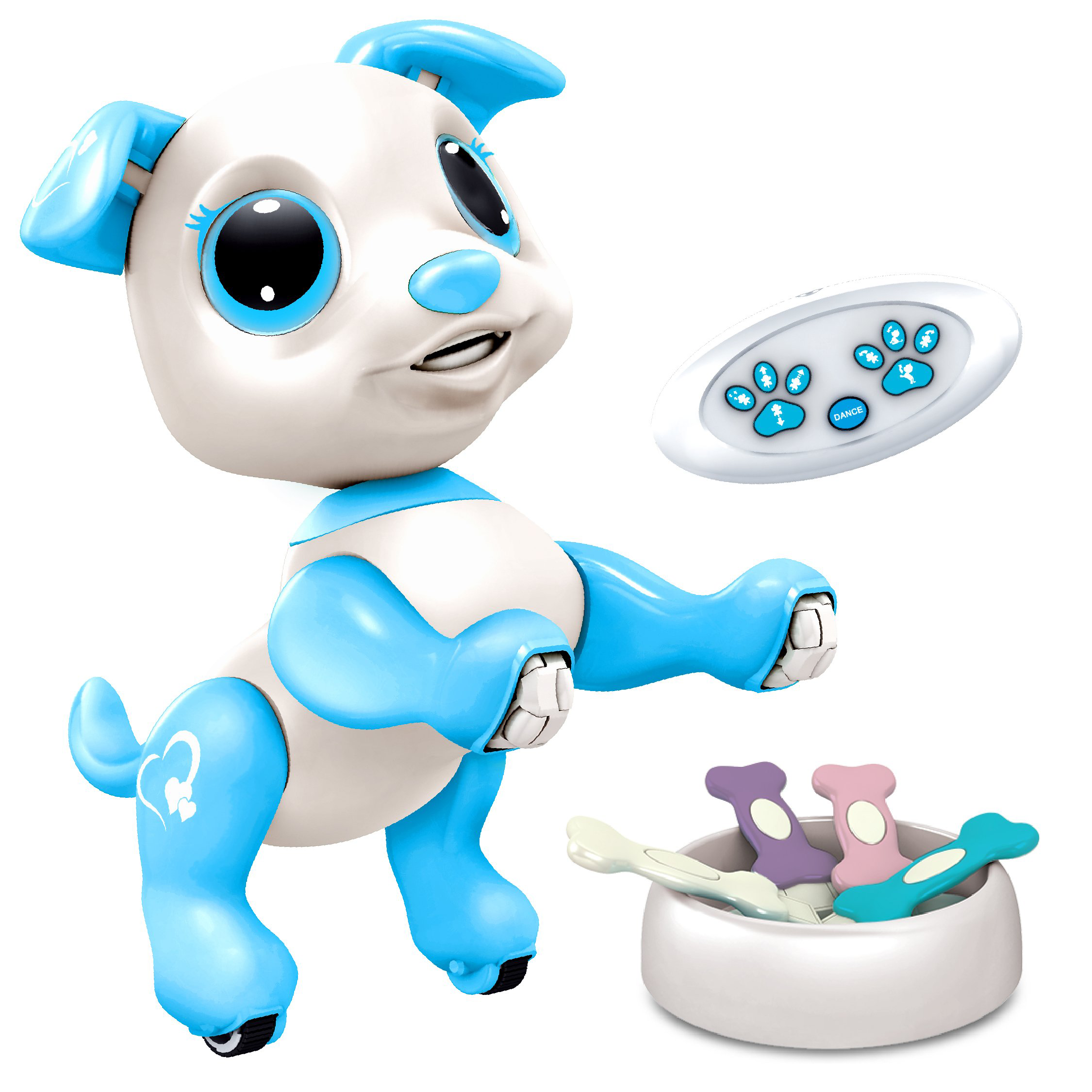 Robo Pets Puppy Dog Remote Control Toy - poweryourfun
