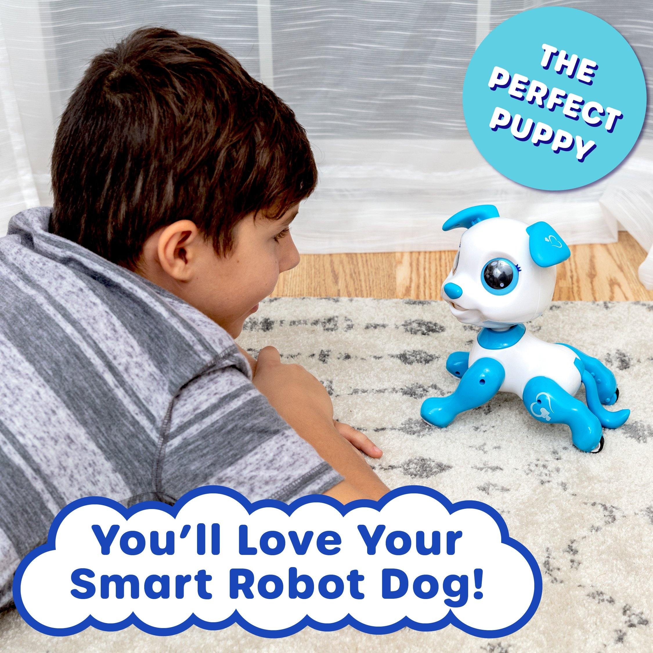 Robo Pets Puppy Dog Remote Control Toy