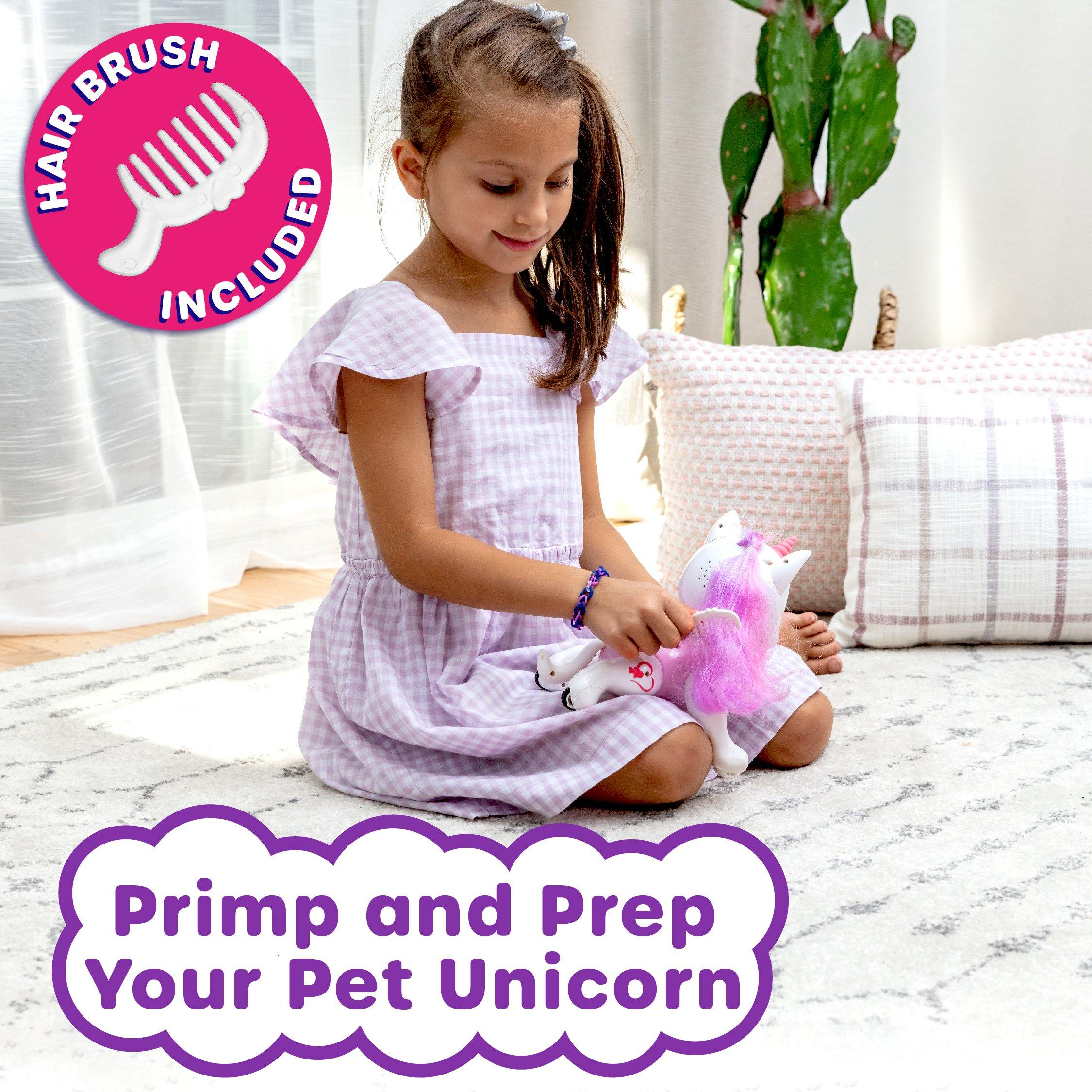 Robo Pets Unicorn Remote Control Toy - poweryourfun