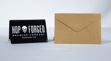 Load image into Gallery viewer, Hop Forged Gift Card
