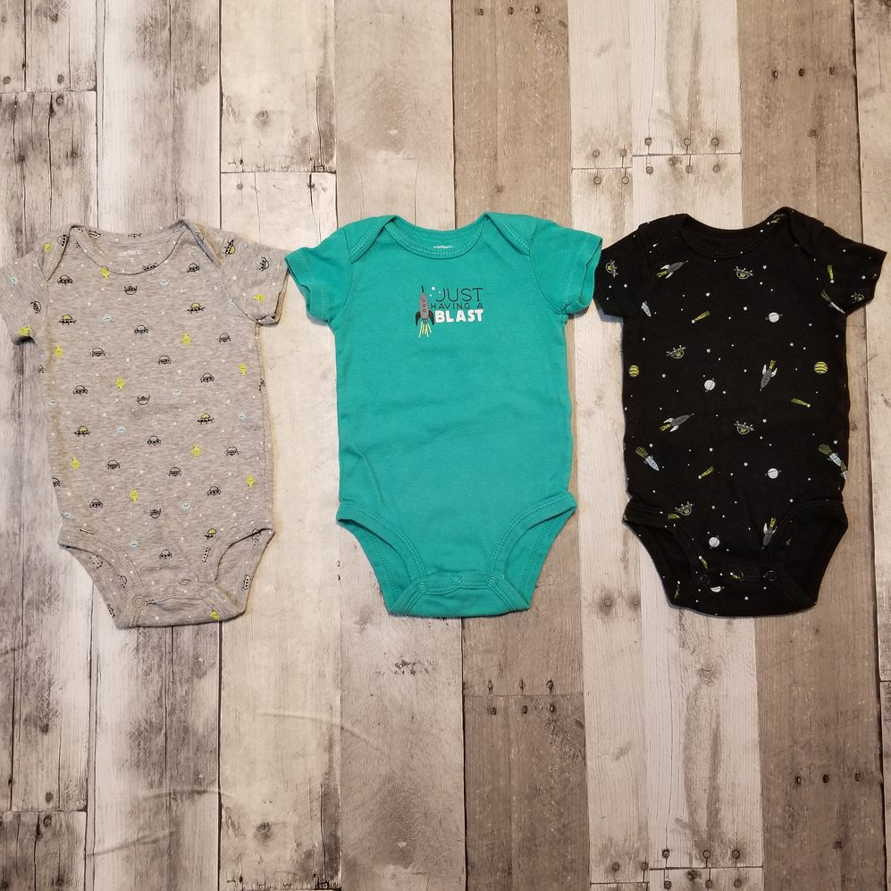 Carter 3M Bodysuit