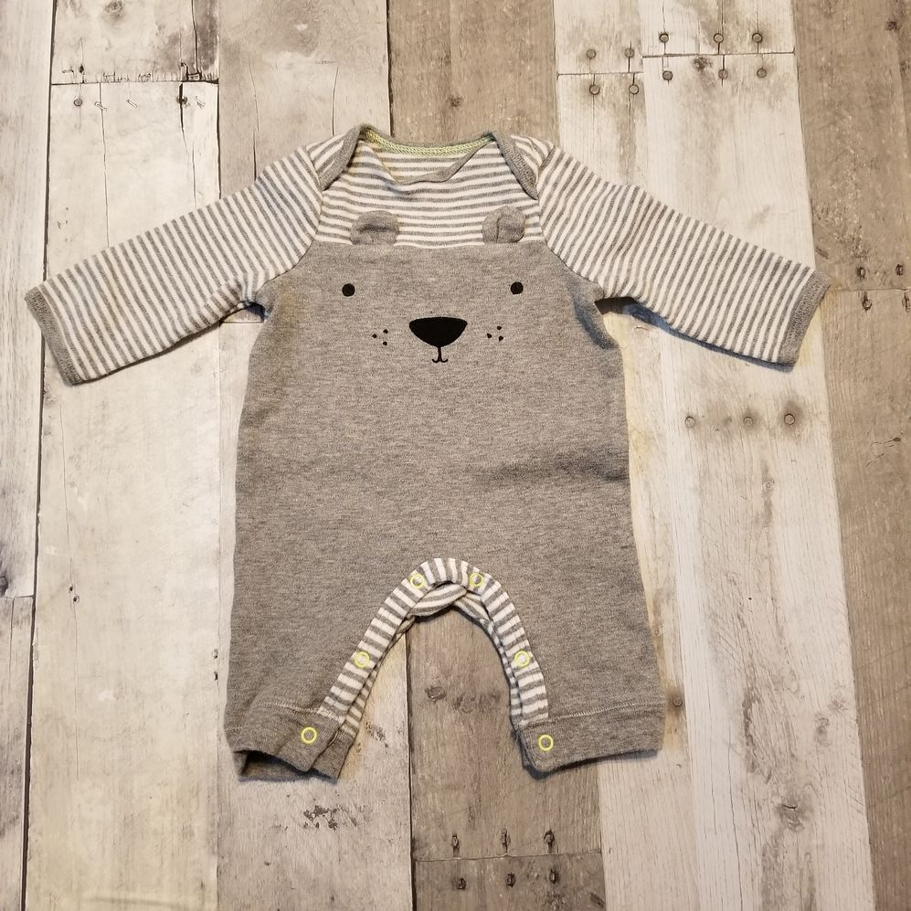 Cat & Jack Newborn Romper