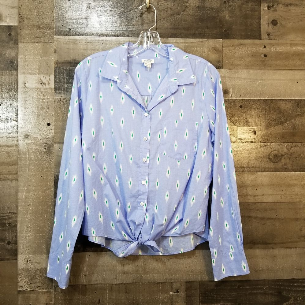 J. Crew Size Medium Blouse