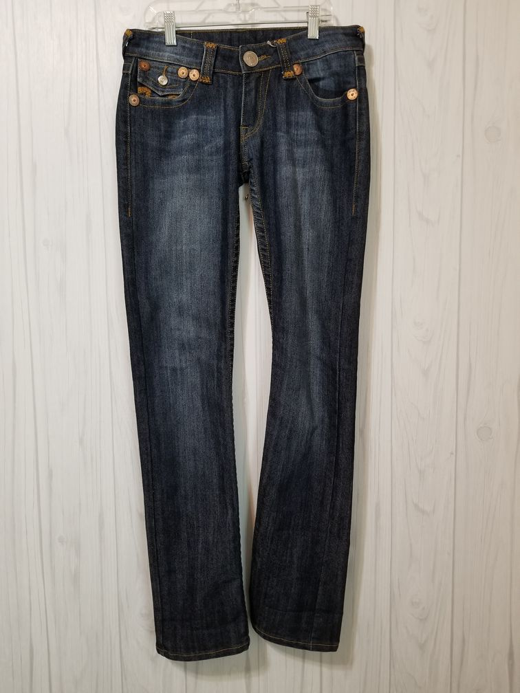 True Religion Size 27 Pants