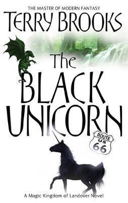 Livre Black Unicorn Terry Brooks