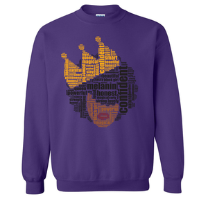 African Queen Sweatshirt