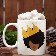 Load image into Gallery viewer, African Queen Mug