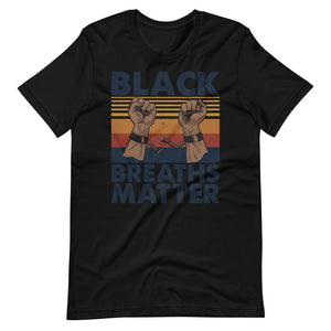 Black Breaths Matter T-Shirt