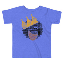Load image into Gallery viewer, African Queen Toddler Tee