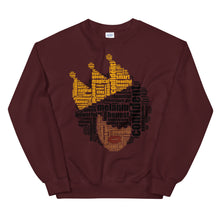 Load image into Gallery viewer, African Queen Sweatshirt