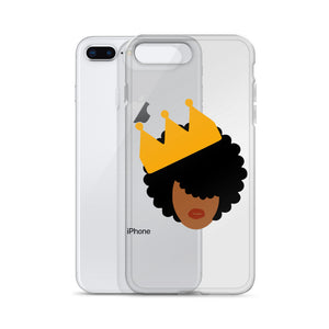 African Queen iPhone Case