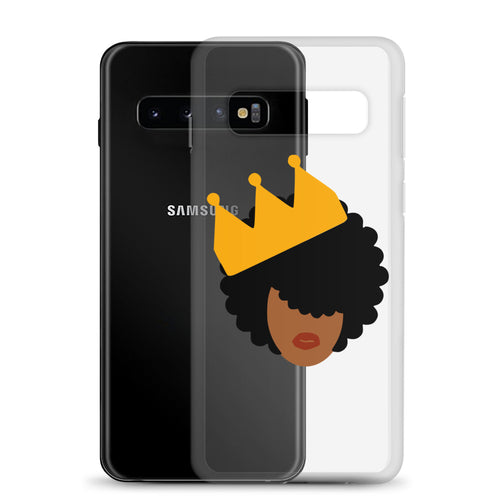 African Queen Samsung Case
