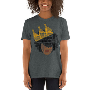 African Queen Tee - Heather