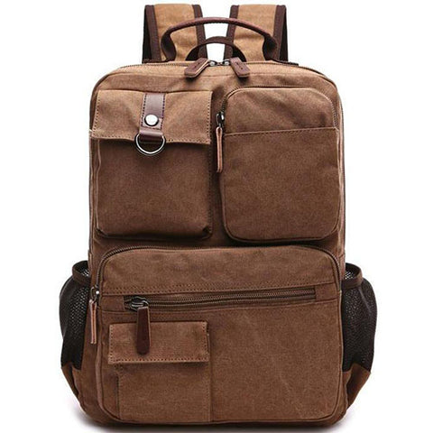 sac a dos homme canvas