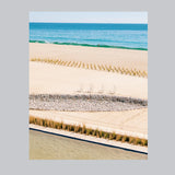 A fine art print by Romana Lilic featuring one of Baja's beaches.