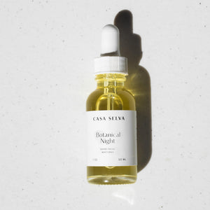 Botanical Glow Oil - Non Toxic Face & Hair Oil