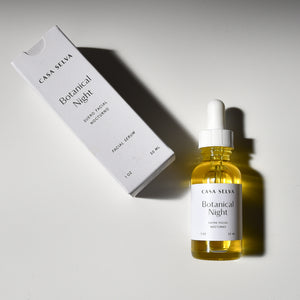 Botanical Glow Oil - Non Toxic Facial Serum