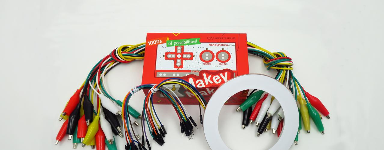 Makey Makey - Getting Started and your First Program!