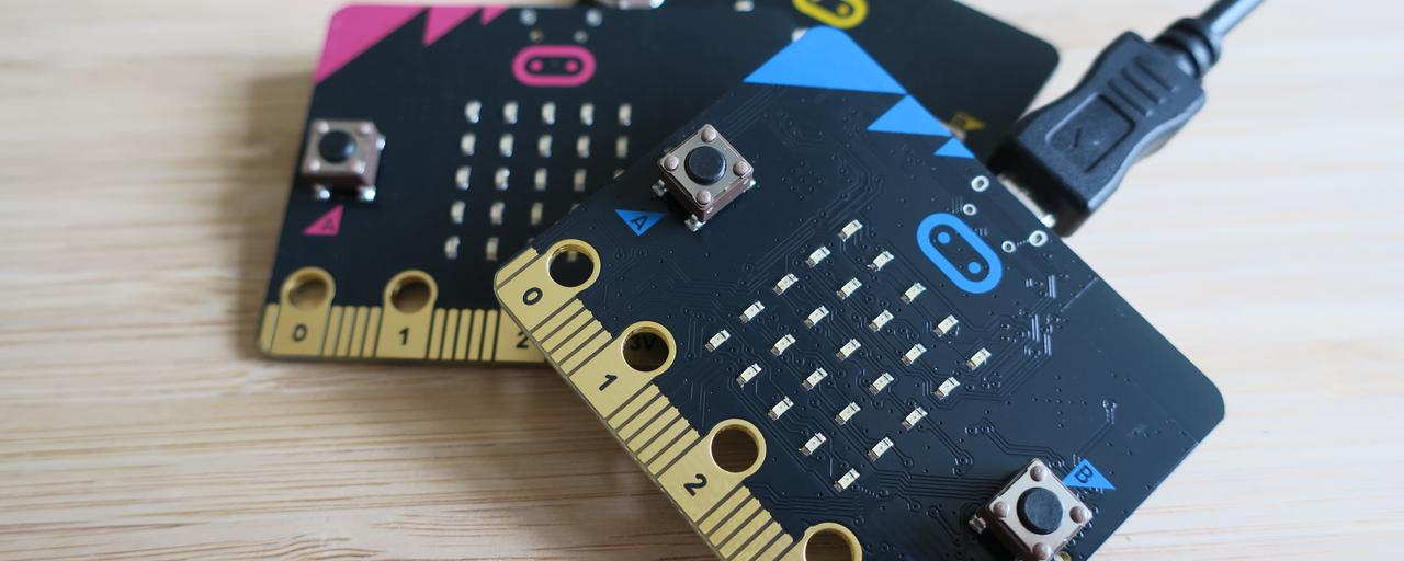 Guide to the BBC micro:bit