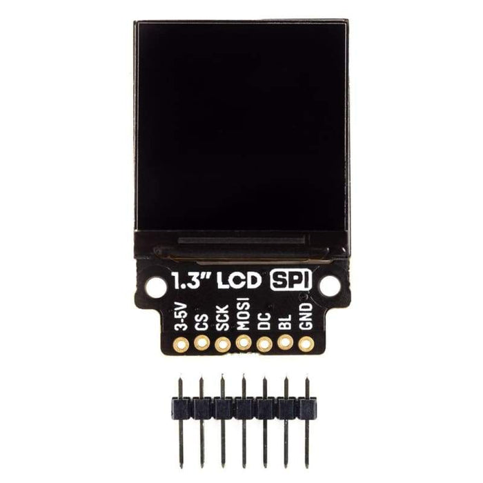 1.3 SPI Colour LCD (240x240) Breakout - LCD Displays