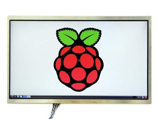 10.1 Inch Lcd Display - 1366X768 Hdmi & Vga & Ntsc & Pal - Lcd Displays