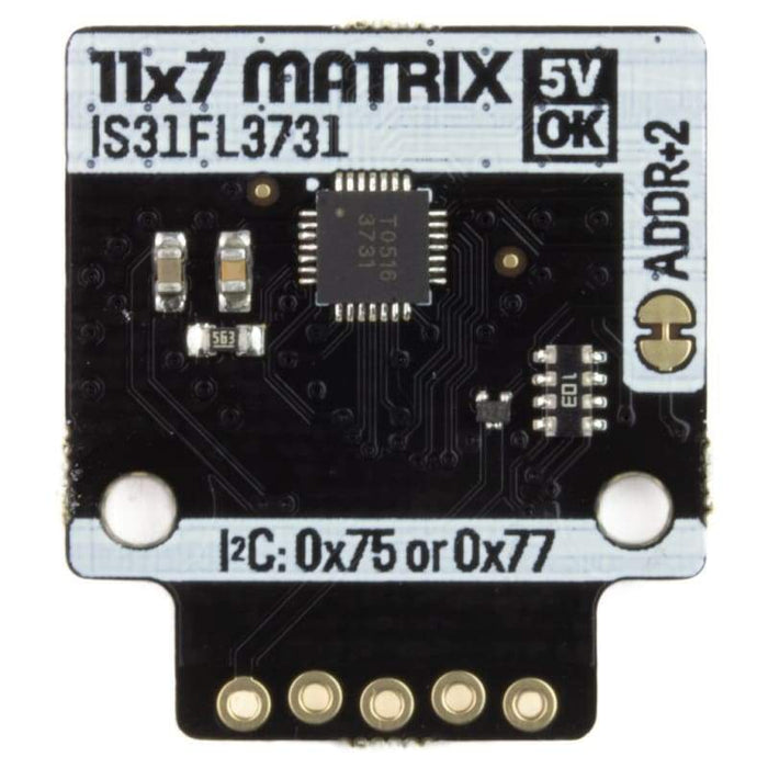 11x7 LED Matrix Breakout - LED Displays