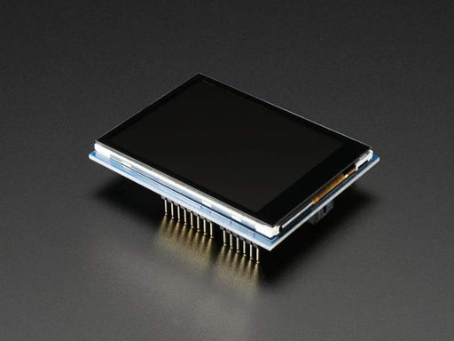 2.8 Tft Touch Shield For Arduino W/capacitive Touch (Id: 1947) - Lcd Displays