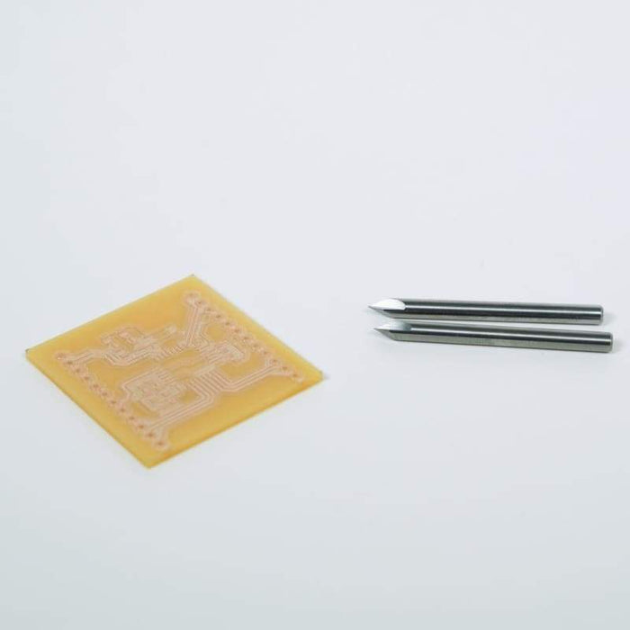 #501 PCB Engraver (Qty 2) .01 Ball tip (.005 radius) - Accessories
