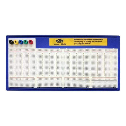 Ad-14 Advanced Solderless Breadboard - Breadboards