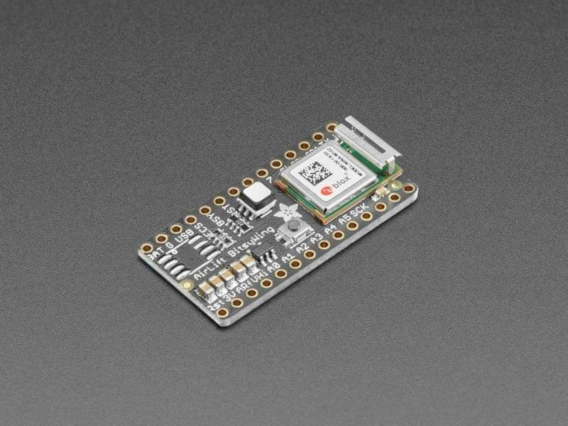 AirLift Bitsy Add-On ESP32 WiFi Co-Processor (ID:4363) - Wireless