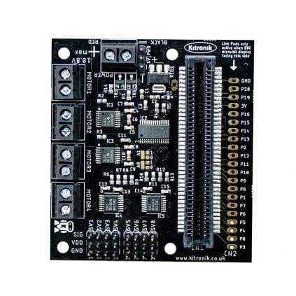All-In-One Robotics Board For Bbc Micro:bit - Micro:bit