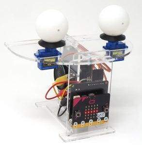 Animatronic Head Kit for micro:bit - Micro:bit
