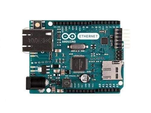 Arduino Ethernet Rev3 Without PoE - Dev Boards