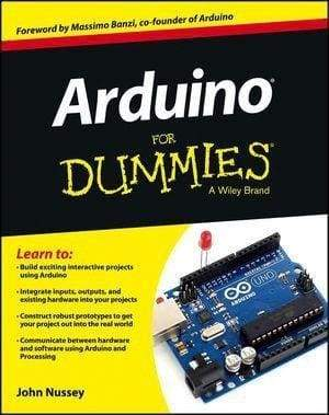 Arduino For Dummies (2Nd Edition) - Books