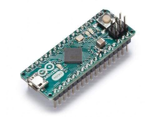 Arduino Micro (Without Headers) - Original Boards