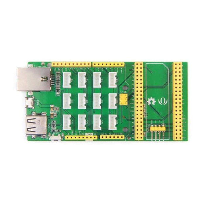 Arduino Shield And Grove Breakout For Linkit Smart 7688 Duo - Grove