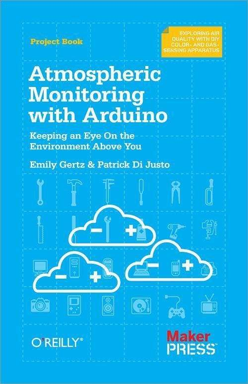 Atmospheric Monitoring with Arduino - Books