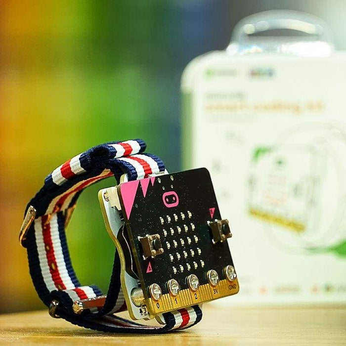 BBC micro:bit Watch - Smart Coding Kit (micro:bit not included) - Micro:bit