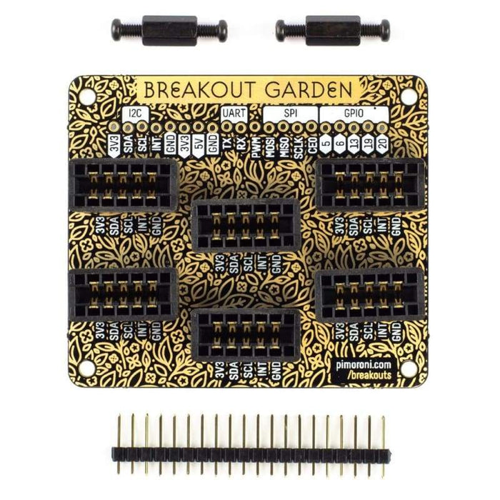 Breakout Garden HAT - Accessories and Breakout Boards