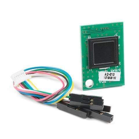 Capacitive Fingerprint Scanner - UART (AD-013) - Biometric
