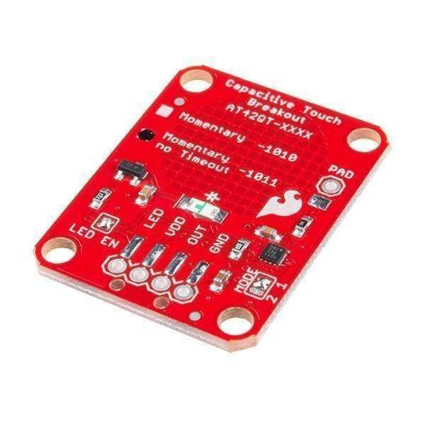 Capacitive Touch Breakout - At42Qt1011 - Touch