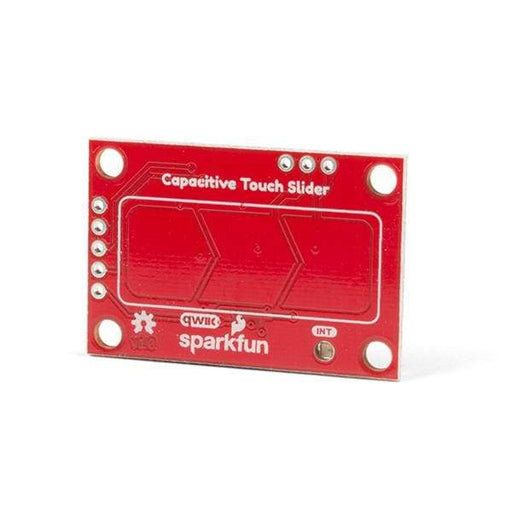 Capacitive Touch Slider - CAP1203 (Qwiic) (SEN-15344) - Touch