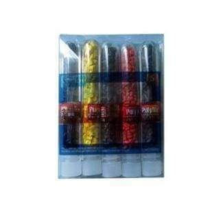 Colourant for Polymorph Mouldable Plastic - 5 Colour Mixed Pack - Consumable