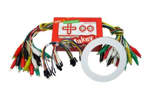 Cool Components Deluxe Kit for Makey Makey - Education